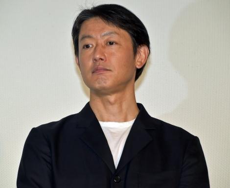 筒井道隆=映画『ママレード・ボーイ』公開記念舞台あいさつ (C)ORICON NewS inc.