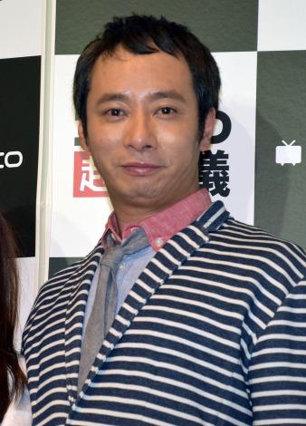 いしだ壱成=ニコニコ超神社にサプライズ登場 (C)ORICON NewS inc.