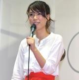 『R-1ぐらんぷり』での濱田祐太郎への耳打ちが話題となった紺野ぶるま (C)ORICON NewS inc.