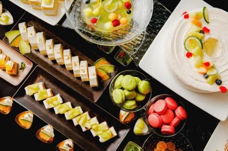 サムネイル 品川プリンスホテル「DINING & BAR TABLE 9 TOKYO」メロンスイーツブッフェ
