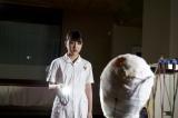 映画『黒看』に主演する山田菜々美 (C) 2018黒木あるじ/『黒看』製作委員会