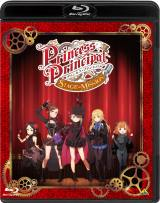 11月22日に発売される初のライブイベント『プリンセス・プリンシパル STAGE OF MISSION』のBlu-ray(C)Princess Principal Project