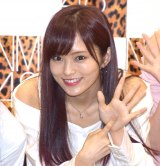NMB48 第6期生オーディションの実施を発表、会見に出席した山本彩 (C)ORICON NewS inc.