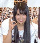 NMB48 第6期生オーディションの実施を発表、会見に出席した白間美瑠 (C)ORICON NewS inc.