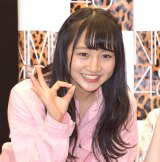 NMB48 第6期生オーディションの実施を発表、会見に出席した山本彩加 (C)ORICON NewS inc.