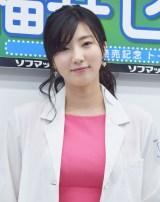 1stDVD発売イベントを行ったリケジョグラドル・福井セリナ (C)ORICON NewS inc.