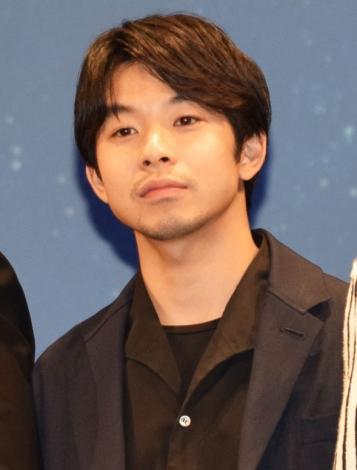 映画『50回目のファーストキス』完成披露舞台あいさつに出席した大賀 (C)ORICON NewS inc.