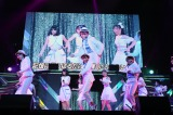 M17「Darkness」=『SKE48単独コンサート 10周年突入 春のファン祭り!〜友達100人できるかな?〜』夜公演より(C)AKS