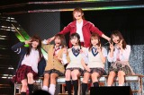 寸劇=『SKE48単独コンサート 10周年突入 春のファン祭り!〜友達100人できるかな?〜』昼公演より(C)AKS