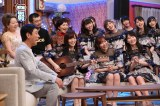 NHK総合『第4回 明石家紅白!』4月30日放送=AKB48(C)NHK
