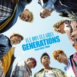 GENERATIONS from EXILE TRIBEの16枚目シングル「F.L.Y. BOYS F.L.Y. GIRLS」(CD only)