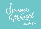 2ndシングル「Summer Mermaid」