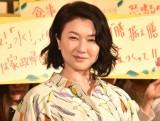 映画『妻よ薔薇のように 家族はつらいよIII』のイベントに出席した夏川結衣 (C)ORICON NewS inc.