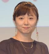 映画『ラブ×ドック』公開直前イベントに登場したアートディレクターの飯田かずな氏 (C)ORICON NewS inc.