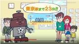 「東京駅まで23分」、意外東京に近い川口市