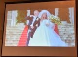 結婚式の模様を公開したぺこ&りゅうちぇる=『第1回 ベストウェディングアワード』授賞式 (C)ORICON NewS inc.
