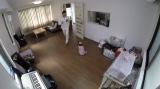 3日放送の日本テレビ系バラエティー番組『得する人損する人』で新居を初公開したみやぞん(C)日本テレビ