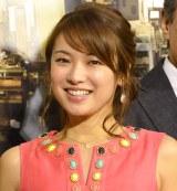 NHKドラマ10『マチ工場のオンナ』の試写会後会見に出席した内山理名 (C)ORICON NewS inc.