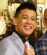 NHKドラマ10『マチ工場のオンナ』の試写会後会見に出席した柳沢慎吾 (C)ORICON NewS inc.