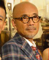 NHKドラマ10『マチ工場のオンナ』の試写会後会見に出席した竹中直人 (C)ORICON NewS inc.