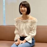 インタビューを受ける池間夏海 (C)ORICON NewS inc.