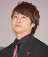 映画『ラプラスの魔女』舞台あいさつに登壇した櫻井翔 (C)ORICON NewS inc.
