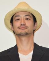 映画『ハッピーメール』舞台あいさつに登壇した竹財輝之助 (C)ORICON NewS inc.