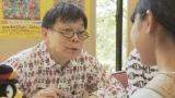 原ゆたか氏=『かいけつゾロリ〜作者・原ゆたかのハラハラのひみつ〜』5月5日、NHK総合で放送(C)NHK