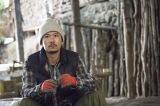 炭焼き職人の紘を演じた稲垣吾郎 (C)2018「半世界」FILM PARTNERS