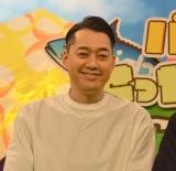 TBS系バラエティー番組『バナナマンのせっかくグルメ!!』収録後囲み取材に出席したバナナマンの設楽統 (C)ORICON NewS inc.