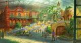 ジブリの大倉庫エリア(イメージ)(C)Studio Ghibli