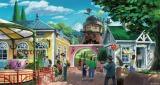 愛知・長久手で2022年度中の開業を目指す『ジブリパーク』魔女の谷エリア(イメージ)(C)Studio Ghibli
