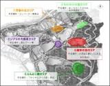愛知・長久手で2022年度中の開業を目指す『ジブリパーク』基本デザインエリア