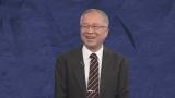 5月6日放送、Eテレ『サイエンスZERO』「世界記録更新!驚異の超深海魚」ゲストの東京海洋大学北里洋教授(C)NHK