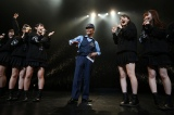 イコラブのリリース記念イベントに警官姿でサプライズ登場した柳沢慎吾(C)YOANI