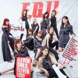 E-girls新体制初のアルバム『E.G. 11』(2CD)