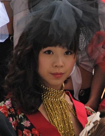 サムネイル 妊娠を発表した元SDN48の畠山智妃 (C)ORICON NewS inc.