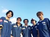 ユニコーン新曲は奥田民生(中央)とABEDON(左から2人目)のツインボーカル