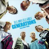 GENERATIONS from EXILE TRIBEの16枚目シングル「F.L.Y. BOYS F.L.Y. GIRLS」(CD+CVD)