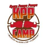 『KPP CAMP〜もんだいガールとネガティブボーイとNEOたち〜』ロゴ