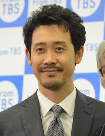 TBSドラマ特別企画『あにいもうと』会見に出席した大泉洋 (C)ORICON NewS inc.