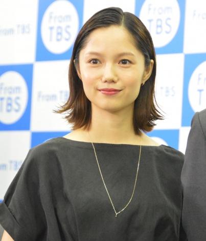 TBSドラマ特別企画『あにいもうと』会見に出席した宮崎あおい (C)ORICON NewS inc.