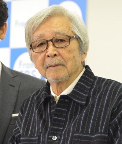 TBSドラマ特別企画『あにいもうと』会見に出席した山田洋次監督 (C)ORICON NewS inc.