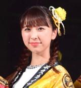 玉井詩織=『「ソラクロ祭」特別ライティング点灯式』 (C)ORICON NewS inc.