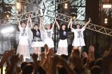 結成6周年記念日に日比谷野音ライブを成功させたベイビーレイズJAPAN