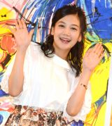 パワーアップを誓った千眼美子=映画『さらば青春、されど青春。』スペシャルトークショー (C)ORICON NewS inc.