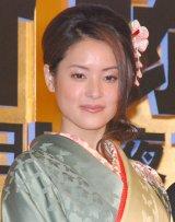 北川弘美、第1子出産