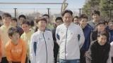 青山学院大学陸上競技部の原晋監督&寮母・原美穂さんが夫婦でCM初出演