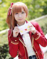 『アイドルマスター』五十嵐響子に扮した新潟美人レイヤー 沙夜さん (C)oricon ME inc.