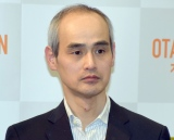 仮想通貨『オタクコイン』の構想発表会に出席した数土直志氏 (C)ORICON NewS inc.